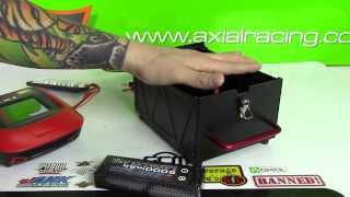 Venom Stronghold Lipo Charge Box/Safe  - Product Review