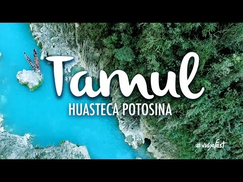 Tamul, Huasteca Potosina
