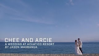 Chee and Arcie: A Wedding at Acuatico Resort, Batangas