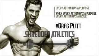 RIP Greg Plitt - 2015 Motivational Speech