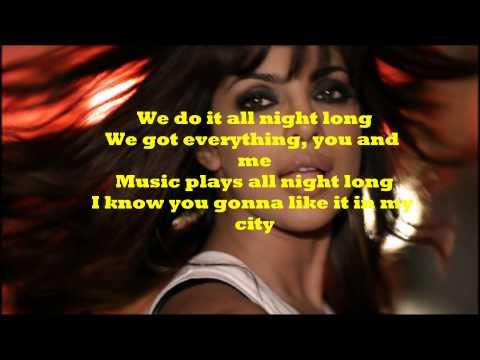 Priyanka Chopra feat. Will.I.Am - In My City Lyrics