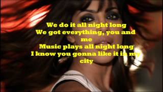 Priyanka Chopra feat. Will.I.Am - In My City Lyrics