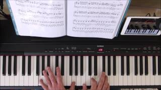 Video Angie   The Rolling Stones   Piano Tutorial   How To Play download MP3, 3GP, MP4, WEBM, AVI, FLV Mei 2018