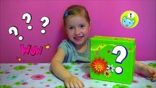 Челлендж На Ощупь угадываем игрушки Что в коробке Challenge What's in the box