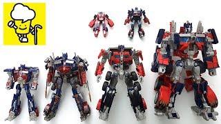 Optimus Prime Transformer Movie Toys ランスフォーマー 變形金剛