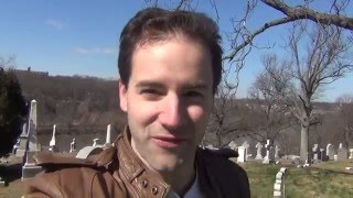 how to find adrian balboa s burial site and rocky s tree in laurel hill cemetery philadelphia
