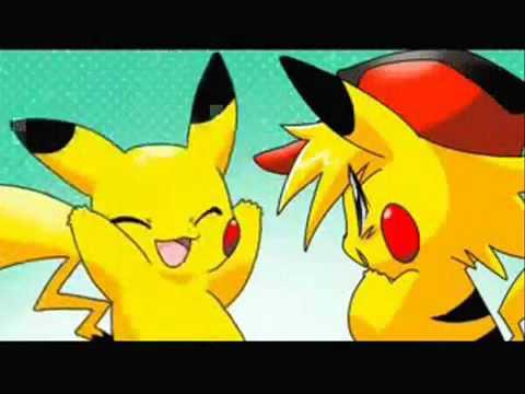 La Cancion De Pikachu Youtube