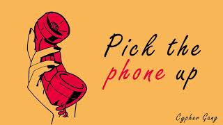 """PICK THE PHONE UP"" - Free RnB -  Beat Hip Hop Instrumental 2019 