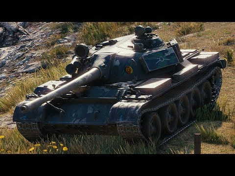 World of Tanks T 55A - 6 Kills 9K Damage thumbnail