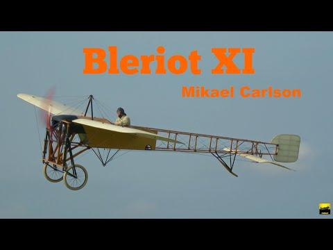 Bleriot XI - Mikael Carlson - Hahnweide 2019