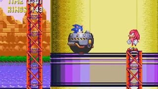 Sonic 3 & Knuckles Part 6: Launch Base Zone (Super Sonic & Tails) + Infinite 1-UPs Trick