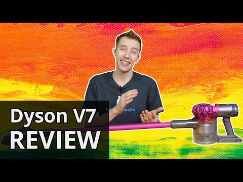 Dyson V7 Review: Absolute vs. Animal vs. Motorhead vs. HEPA