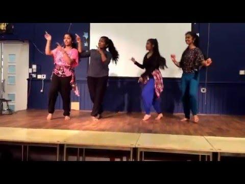 Tamil school xmas dance 2015