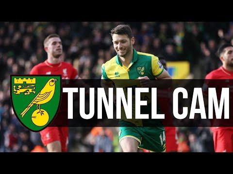 TUNNEL CAM: Norwich City 4-5 Liverpool