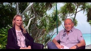 Pia Malo im Interview bei Radio VHR