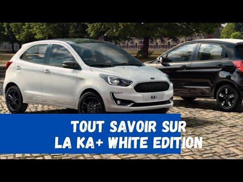 Ford KA+ BLACK&WHITE 2019 Visite intérieur extérieur