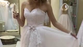Видео-отзыв о свадебном салоне Wedding город Иваново