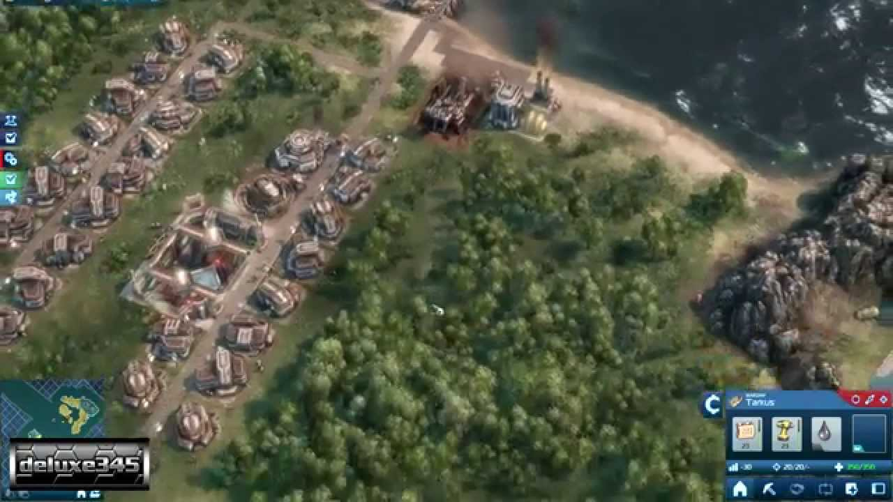 Anno 2070 gameplay pc hd youtube for Anno 2070 find architect
