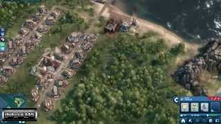 Anno 2070 Gameplay (PC HD)