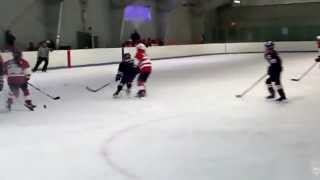 Walpole U14 Minor vs. Northern Lady Cyclones 11/1/14