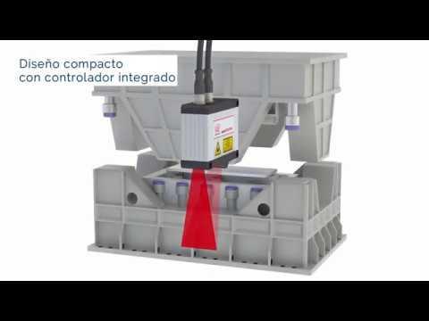 Escáneres 2D/3D ScanCONTROL
