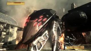 Metal Gear Rising Revengeance on GTS450 (︻デ═ー The Illusive man)