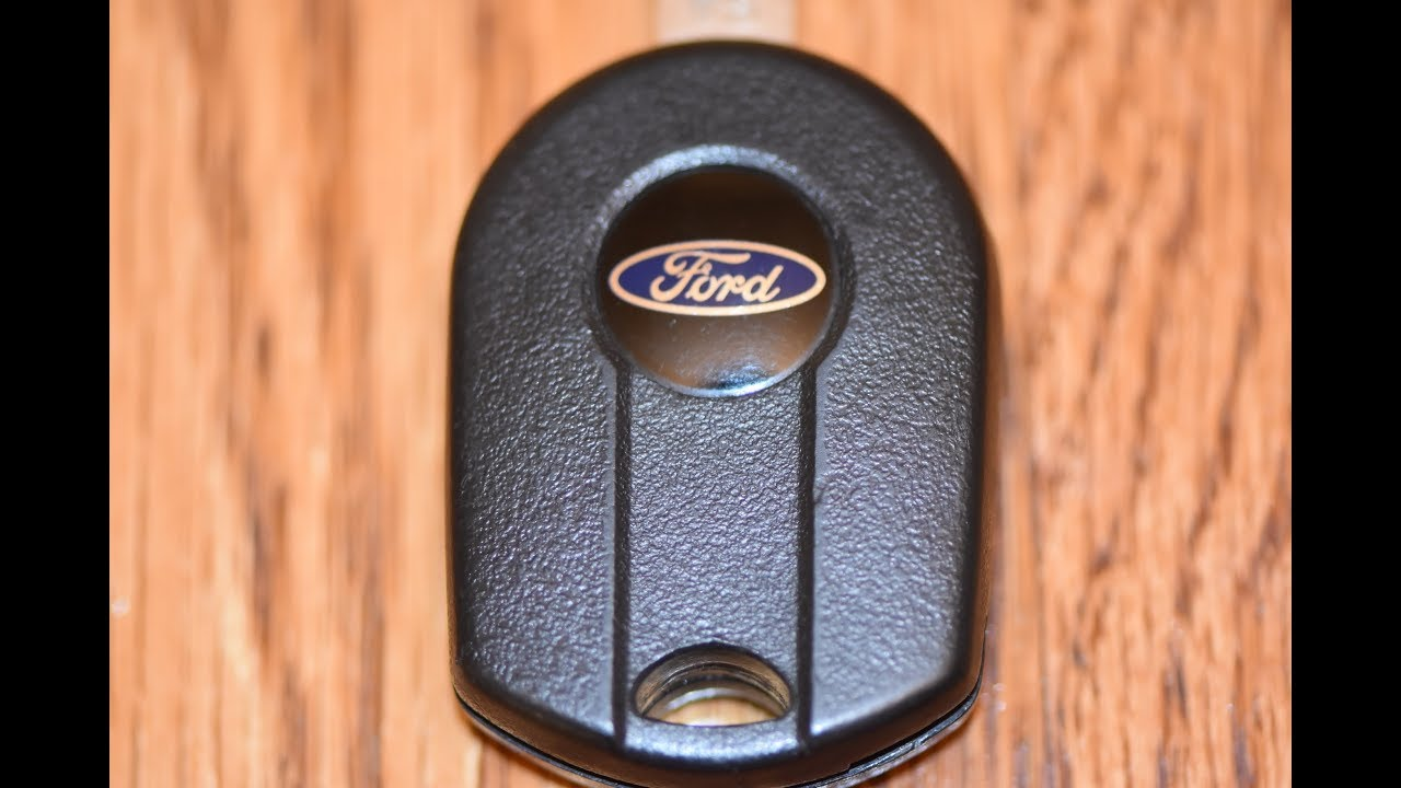 DIY FORD Escape Key Fob Battery Change / Replacement - Cheap & EASY!