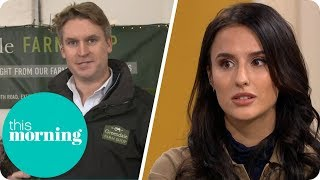 The Farmer Labelled as a Psychopath by Vegan Activists | This Morning