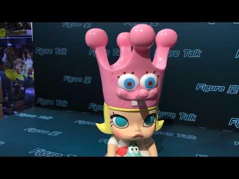 TOYSTV「Figure Talk」#39 Spongebob x Molly Valentines Day Ed. Kenny Wong x Unbox Industries