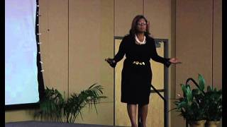ASU Black History Convocation Donzaleigh Abernathy