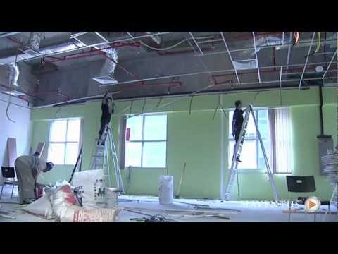 How to build a Video Production Studio - Maventus Media Studio Construction (Singapore)