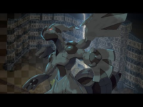 Pokémon White Boss Battles #29 - Catching Zekrom