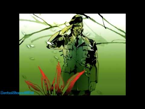 Metal Gear Solid 3 - Snake Eater...