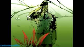 Metal Gear Solid 3 - Snake Eater (Instrumental)
