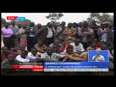 Senator Murkomen: Those opposing disarmament in Baringo should be investigated