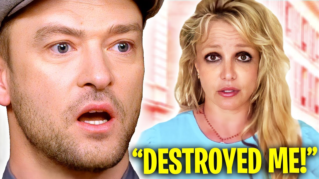 Download How Justin Timberlake Really RUINED Britney Spears