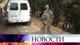 Спецназ ФСБ нейтрализовал в Дагестане троих боевиков.
