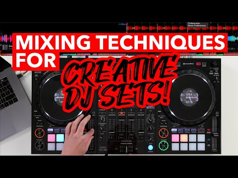 Mixing Techniques for Creative DJ Sets - Pioneer DJ DDJ-1000 Performance