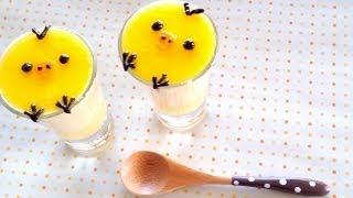 Kiiroitori Lemon Mousse キイロイトリレモンムースレシピ 作り方