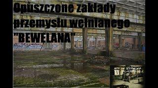 Opuszczone zakłady Przemysłu wełnianego