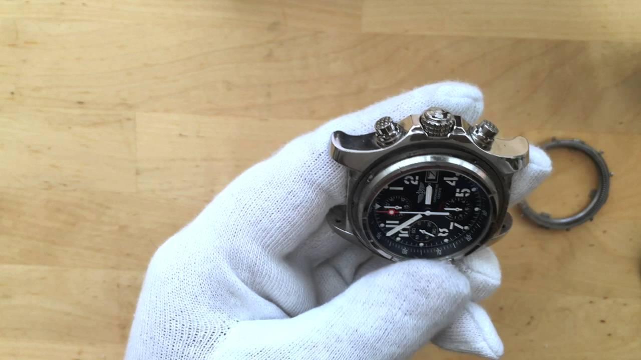 Uhrenratgeber NR2 4 Aufbereiten Polieren Einer Uhr Luxusuhr