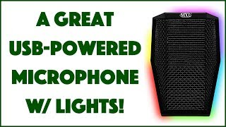 MXL AC-404 USB Desktop Microphone - Reviewed