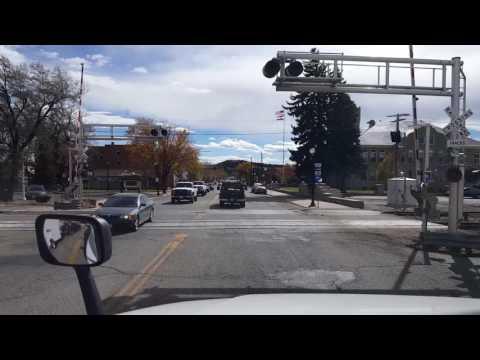 BigRigTravels - Walsenburg to Monte Vista, Colorado - US Highway 160 - October 25, 2016