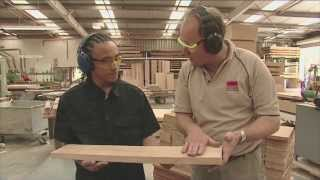 Just The Job: Furniture Manufacturing