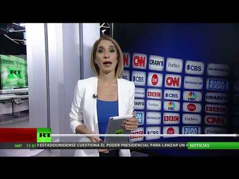 Rusia responde a la presión de EE.UU. sobre RT