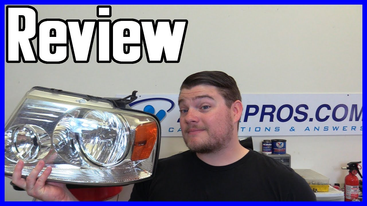 Yitamator Autosaver88 F150 2004 2008 Headlight Review Youtube 2carproscom Questions Chevroletimpala2006chevyimpalabeltdiagram