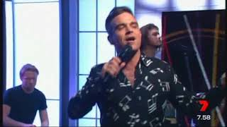 Robbie Williams - Party Like A Russian live @Australia