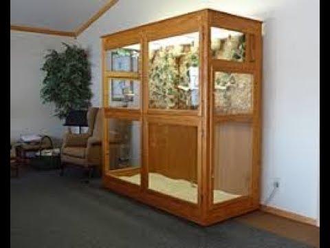 Easy Ways To Make Indoor Bird Aviary