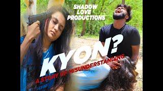 KYON Official Lyrical Video B Praak Yogita Arya & Naman Taneja Letest video Song :)