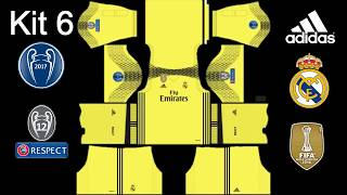 hot sale online 56829 aed52 Dream League Soccer Kits Real Madrid 2016 17 — BCMA